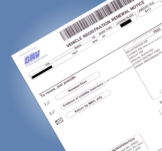 Vehicle Registration Renewal Ca >> Auto Registration Services Daniela S Insurance Services